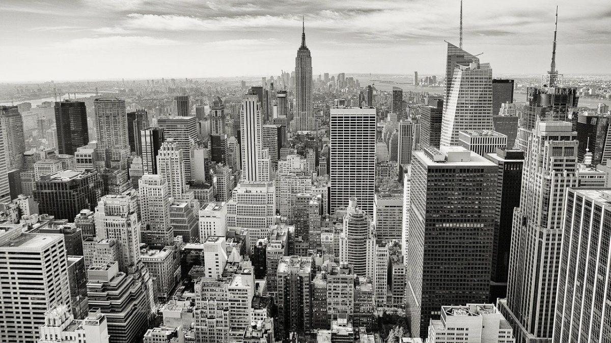 americký Manhattan, New York